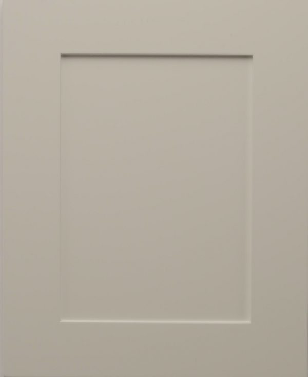 painted aart shaker door