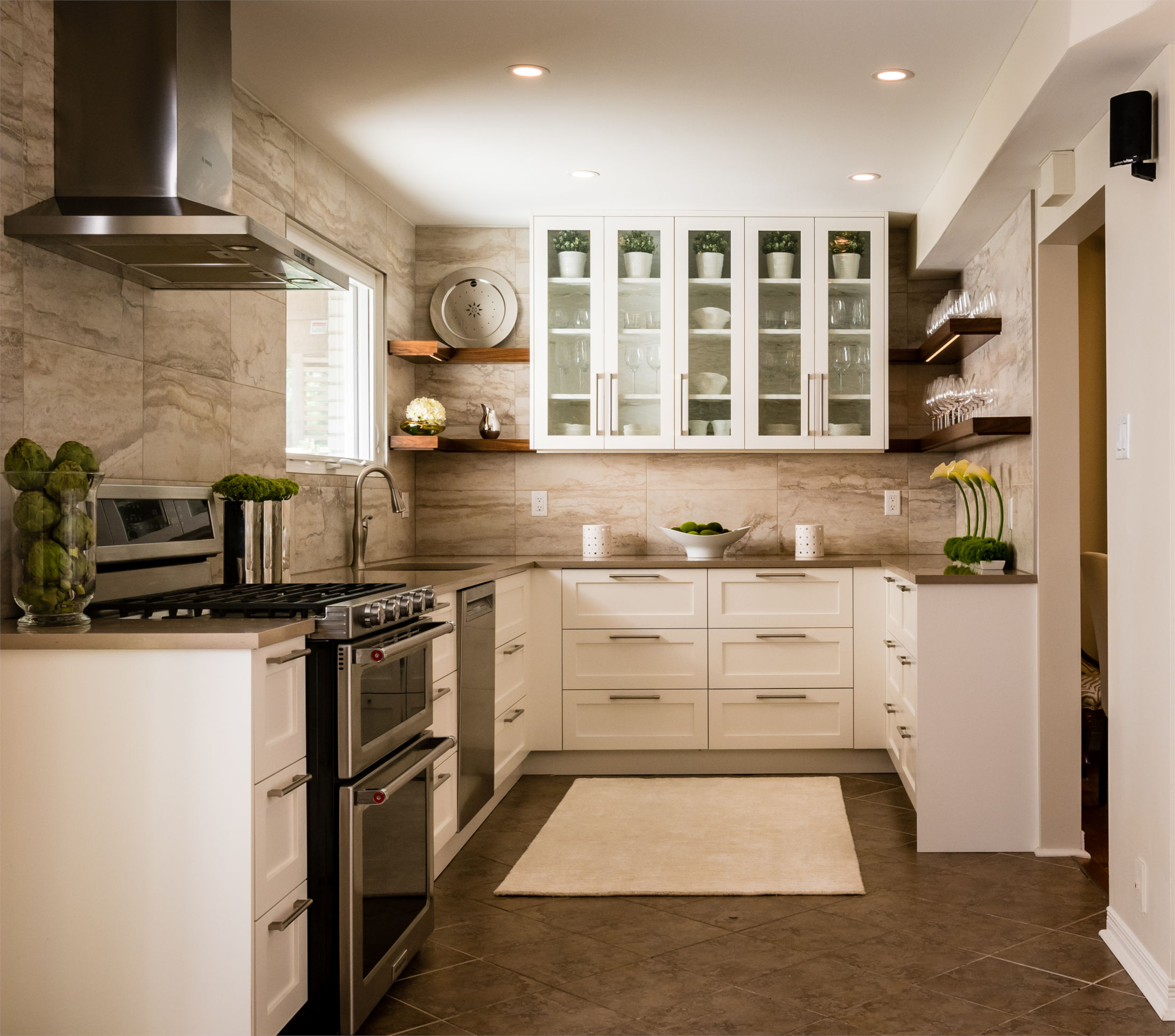 Classic Kitchen Pullout Pantry