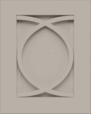 crossbow shaker cabinet door